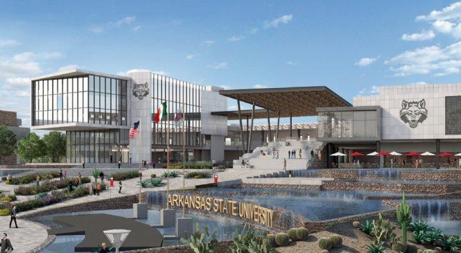 Iniciará en 2017; Arkansas State University Queretaro